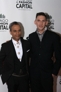 Tony Long and Anthony Martinez of Fashionbar Chicago