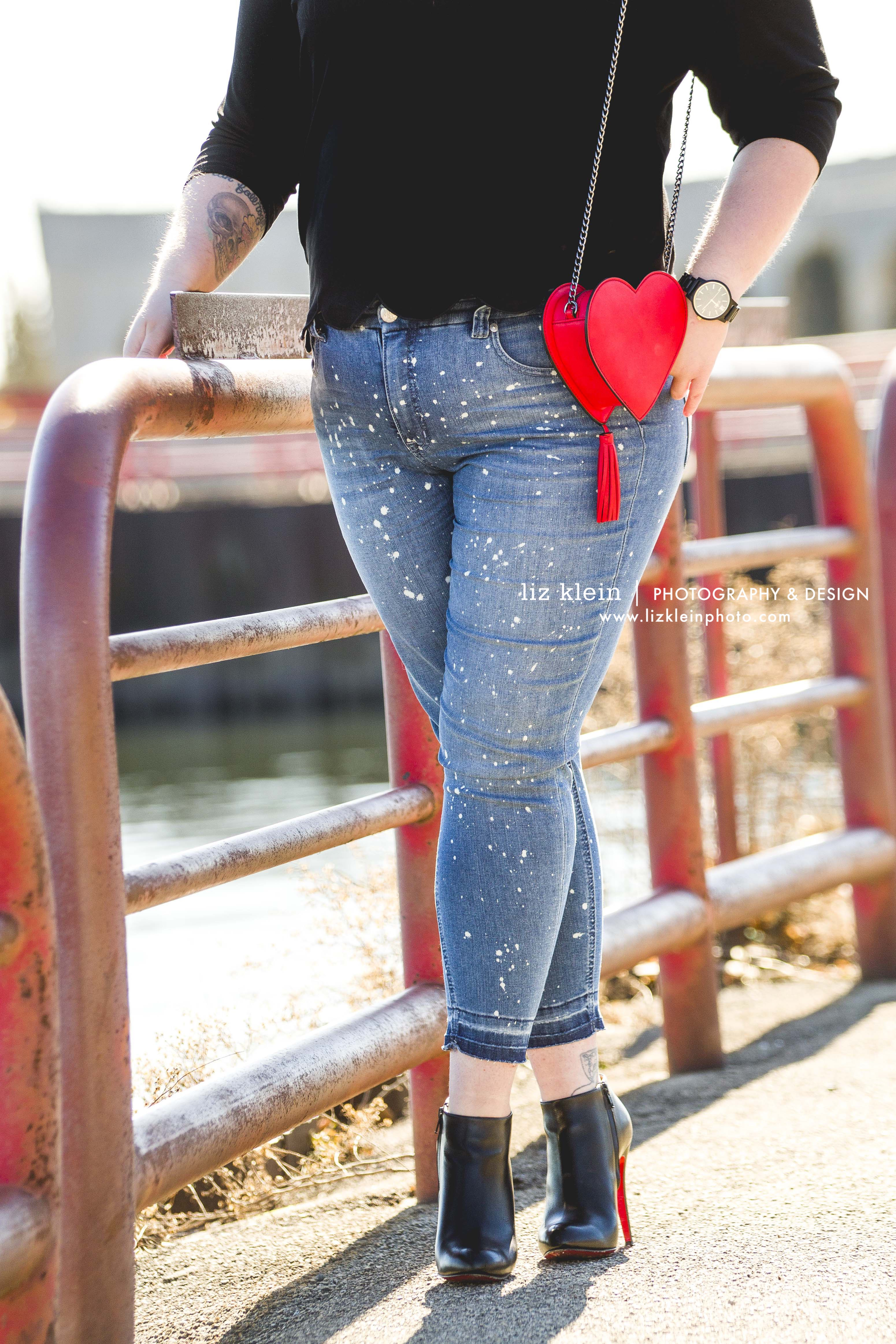 9ab88979d62 So what better time to bust out this look from Melissa McCarthy Seven7  spring collection! These jeans are sooooooo soft ...