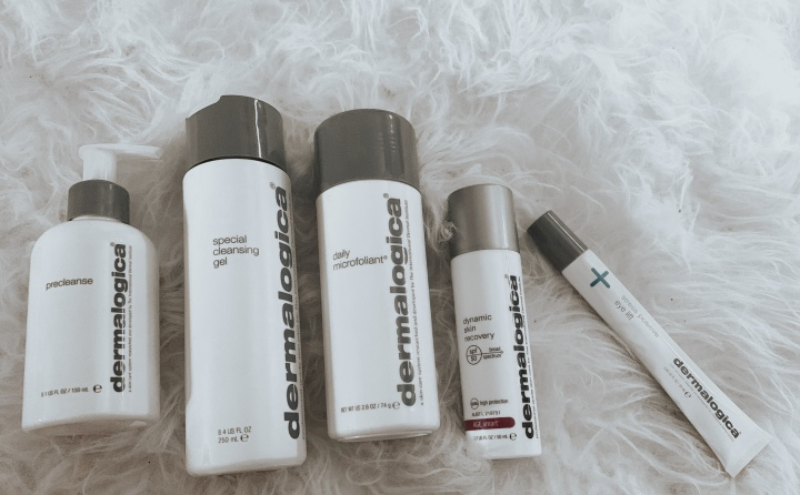 Fighting Winter Skin with Dermalogica.