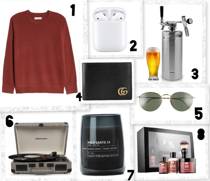 2019 Gift Guide: For Him