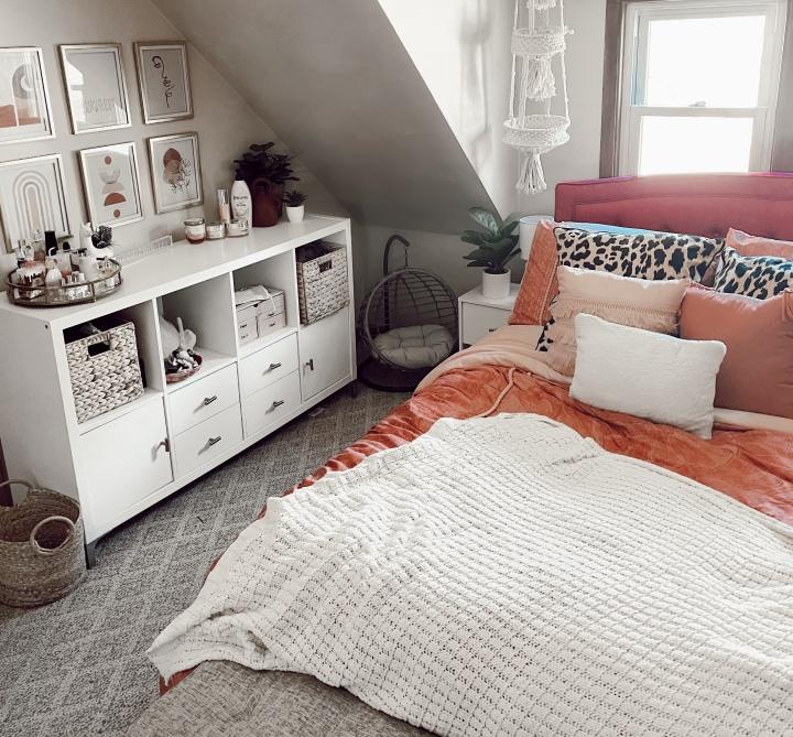 Boujee Boho: BedroomReveal